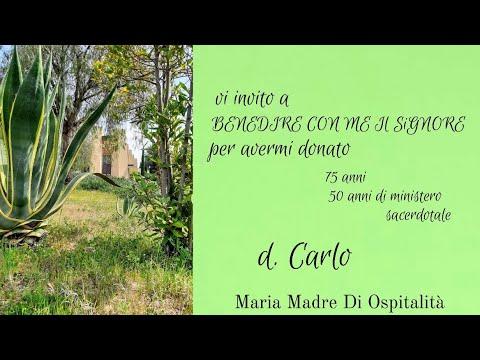 DON CARLO STANZIAL - 50 ANNI DI SACERDOZIO